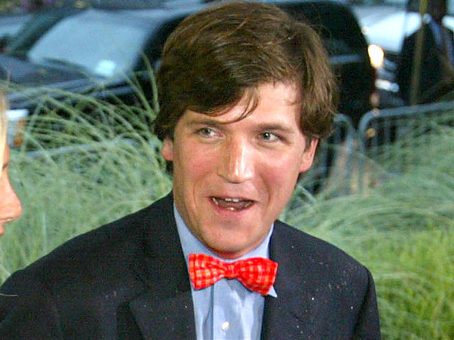 Tucker Carlson, Superhero