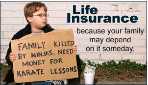 Funny insurance ads